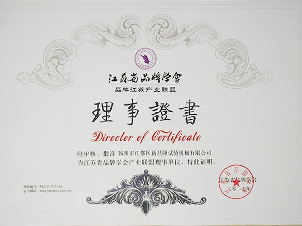lishi证书